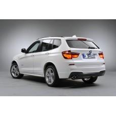 BMW X3 2010+