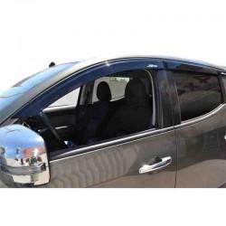 Ανεμοθραύστες Αυτοκινήτων 4x4 Παραθύρων