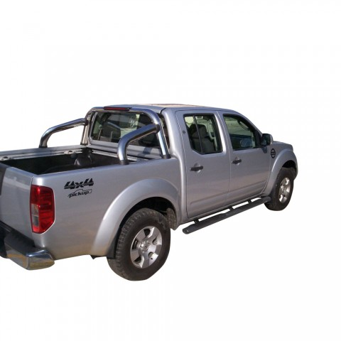 ROLL-BAR OVAL RB 414 NISSAN NAVARA D40 2006+ ROLL-BARS ΚΑΡΟΤΣΑΣ
