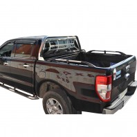 ROLL-BAR+ΑΨΙΔΑ RB 406+APS 96 FORD RANGER T6 2012+ & T7 2017+